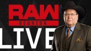 jim ross raw reunion turned down wwe vince mcmahon