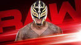 rey mysterio wwe raw return injury