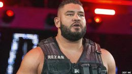 rezar wwe new tattoo neck