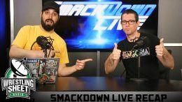 smackdown recap show ryan satin pro wrestling sheet vinnie mancuso