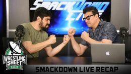smackdown live recap show ryan satin john rocha