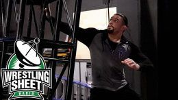 smackdown live recap ryan satin john rocha wrestling sheet