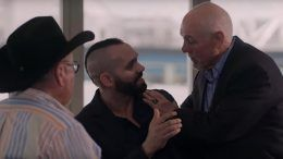 shawn spears tully blanchard cody rhodes all out aew all elite wrestling interview actions fyter fest