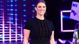 stephanie mcmahon wwe female superstars quibi jeffrey katzenberg