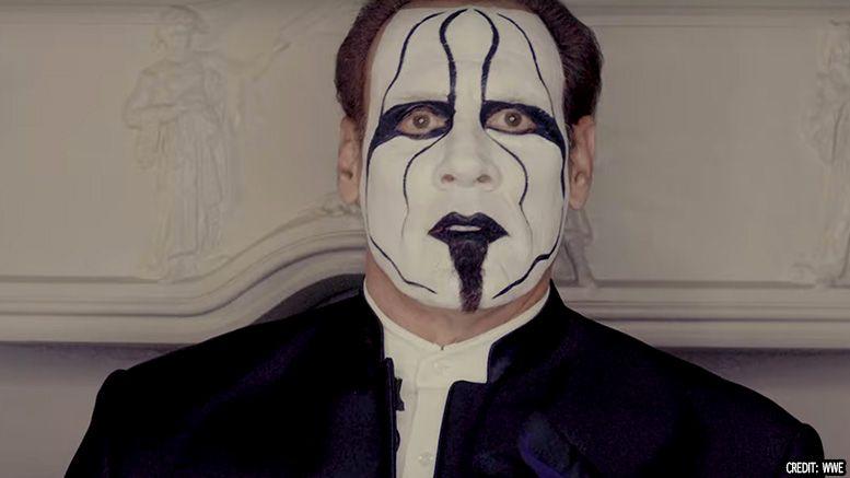 sting undertaker dream match wwe reimagined video wcw wwe wwf