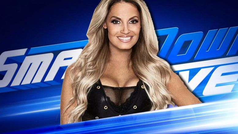 trish stratus smackdown live charlotte jerry lawler