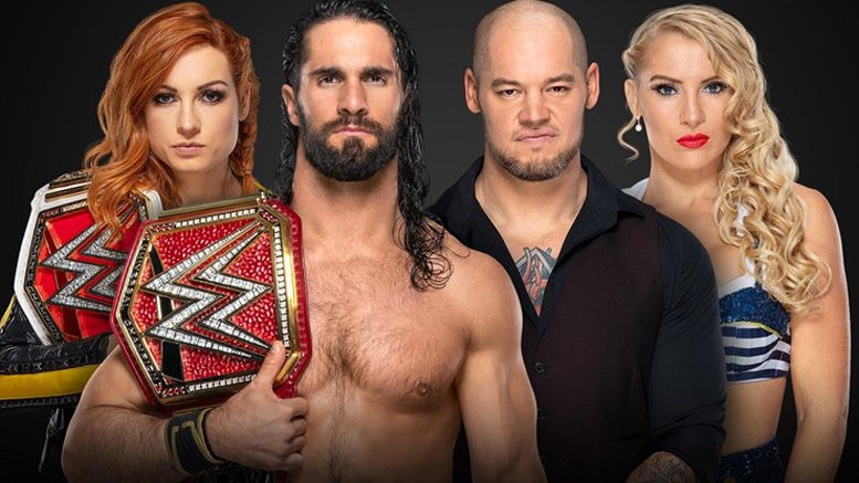 WWE Extreme Rules Title Match Now A Triple Threat