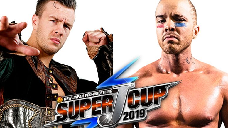 amazing red will ospreay njpw super j-cup