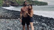 becky lynch seth rollins wwe engaged engagement photo