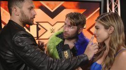 breezango fandango tyler breeze makeover fashion police nxt return injury