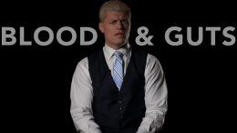 cody rhodes blood and guts vince mcmahon response video