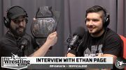 ethan page interview impact wrestling