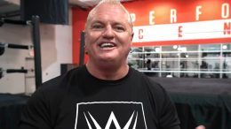 gangrel guest coach coaching wwe performance center