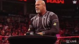 goldberg dolph ziggler summerslam raw appearance official video