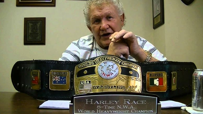 harley race tributes wrestlers dead dies passed away passes