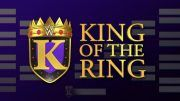 king of the ring brackets wwe