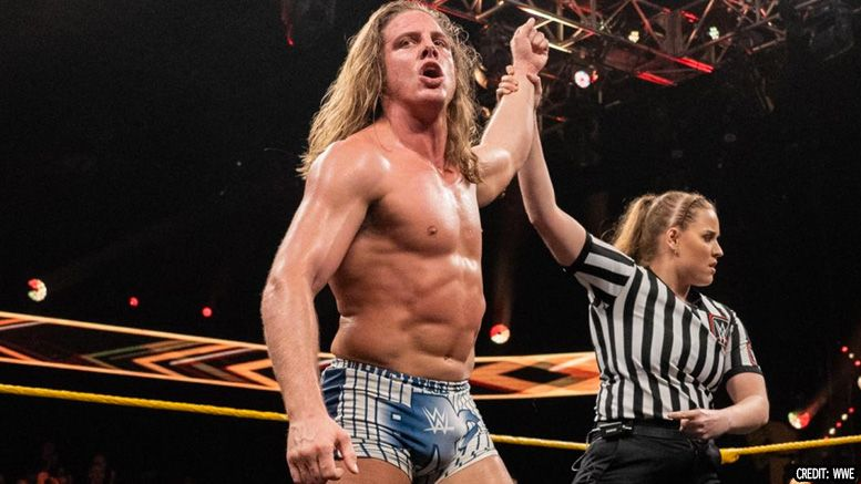 matt riddle nxt wwe chris jericho wcw wrestling legends