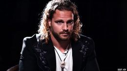 adam page chris jericho all out video interview