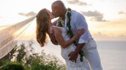 the rock married hawaii photos