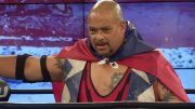 savio vega injured injury video mlw legs alexander hammerstone