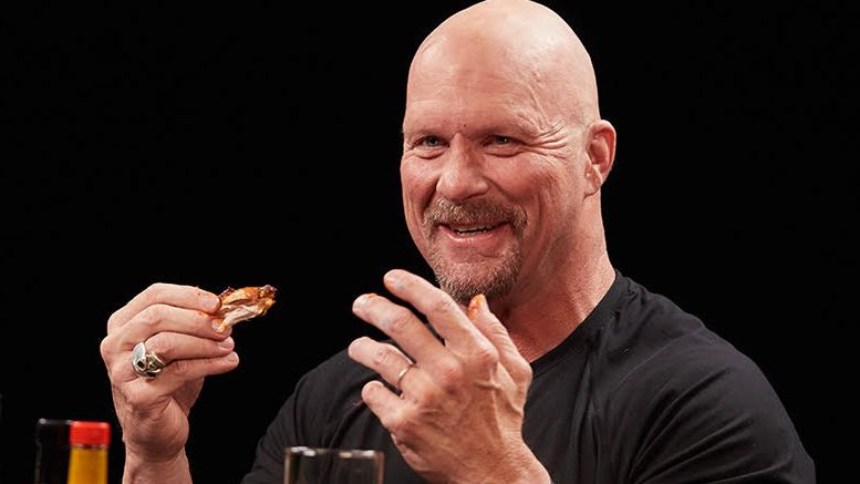 stone cold steve austin hot ones video interview