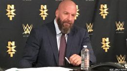 triple h media call blood and guts mike johnson