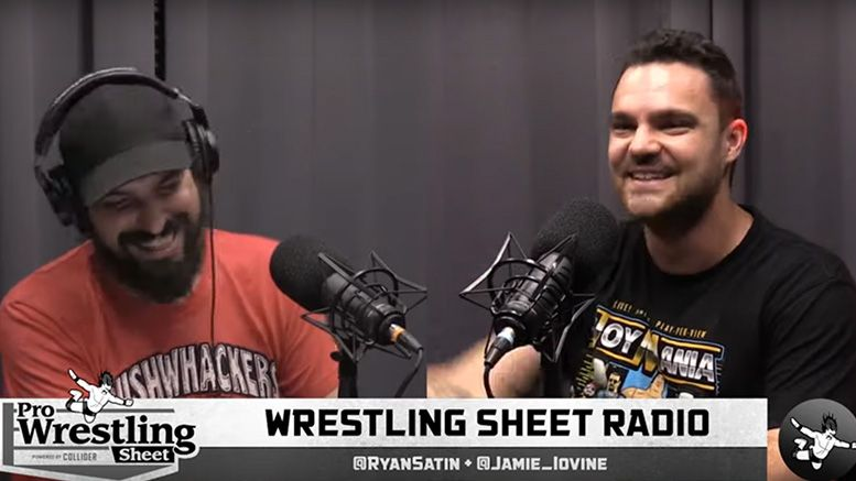 wrestling sheet radio nxt usa wwe podcast network