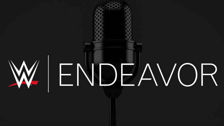 wwe podcast network endeavor