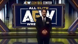 aew all elite wrestling studio show talking about tnt tbs