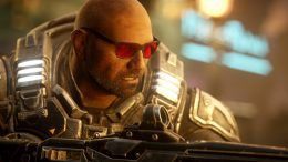 dave batista gears 5 commercial playable character