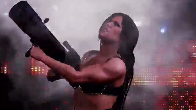 chyna wwe 2k20 entrance video wwe