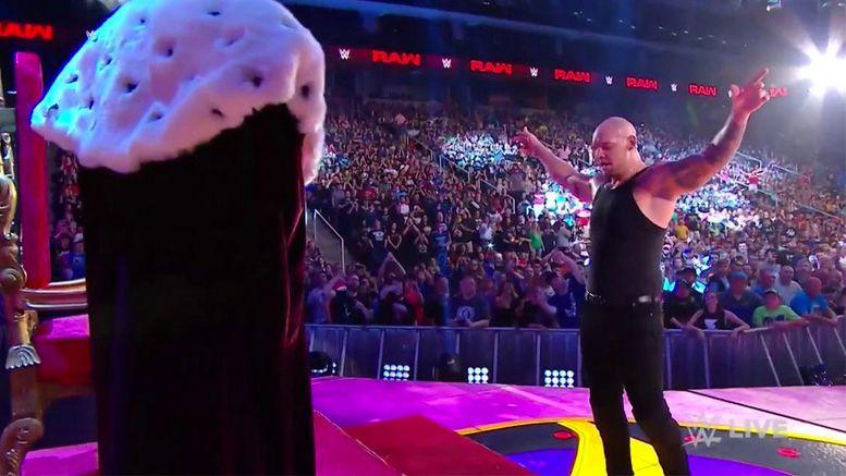 baron corbin wwe king of the ring raw winner