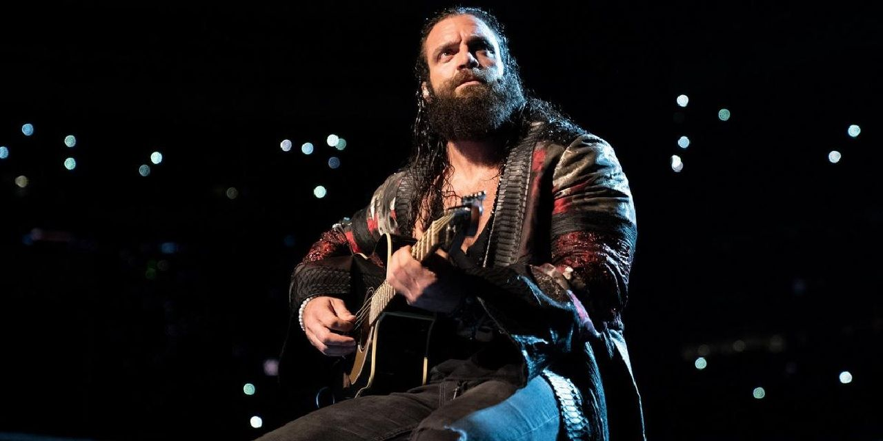 elias injured king of the ring smackdown live
