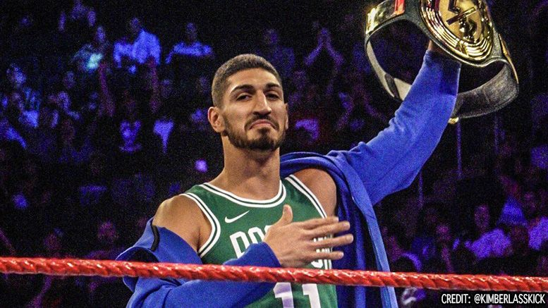 enes kanter wwe main event 24/7 championship