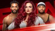gender reveal party street profits maria kanellis mike raw