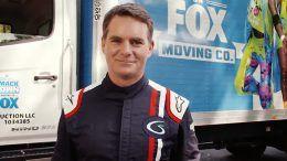 jeff gordon wwe campaign moving truck smackdown fox