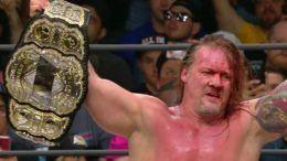chris jericho aew world championship all elite wrestling stolen missing police
