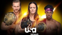 nxt usa network sell out live taping full sail