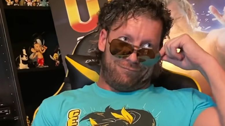 Kenny Omega Sounds Off On Dominik Dijakovic And Reaction To Nxt Comments