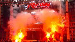 pyro wwe returning new sets graphics raw smackdown