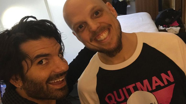 r.d. evans wwe departure quit fired jimmy jacobs interview doesn't know