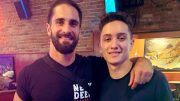 seth rollins dna test siblings long lost 23andme