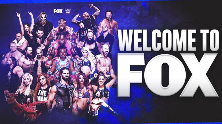 smackdown kickoff show fox blue carpet