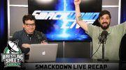smackdown live recap ryan satin pro wrestling sheet john rocha kevin owens undertaker