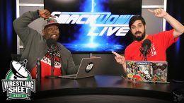 smackdown recap show pro wrestling sheet ryan satin jay washington
