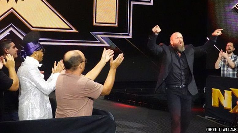 triple h explains wwe network issues during live episode of nxt usa