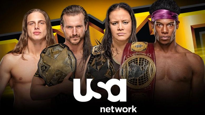 nxt usa split wwe network