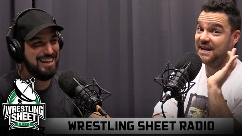 wrestling sheet radio aew all out chris jericho