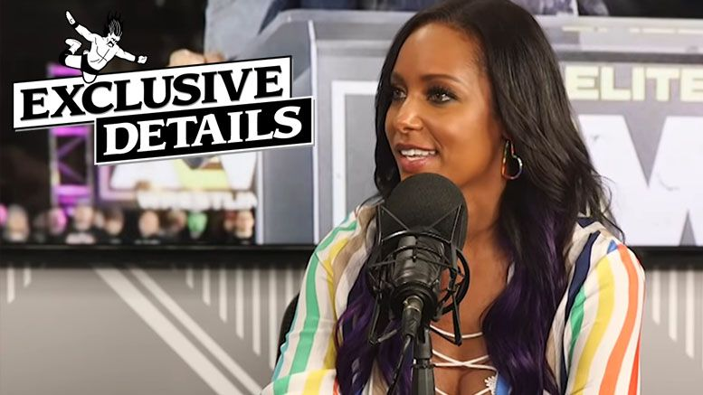brandi rhodes aew all elite wrestling podcast official