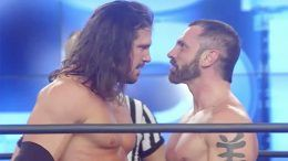 austin aries bound for glory drama exit impact johnny impact morrison explains dicusses